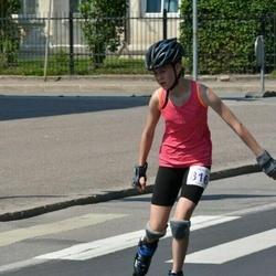 Pärnu Rullimaraton - Anna Pence (816)