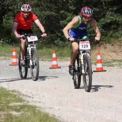 RMK Kõrvemaa Triatlon - Sergey Borisov (129), Andi Piliste (161)