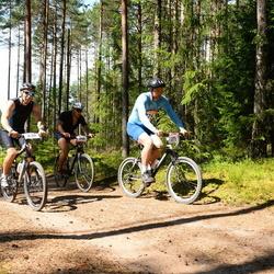 RMK Kõrvemaa Triatlon - Andres Ronk (238), Ago Veskimäe (275)