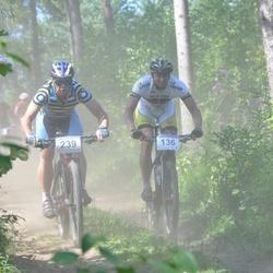 14. Elva Rattamaraton - Andre Pukk (136), Valdek Rohtma (239)