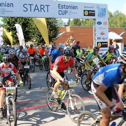 14. Elva Rattamaraton - Sten Pelska (2008), Robin Pruul (2011), Arttu Mattias Jauhiainen (2013), Rainer Villemson (2031)