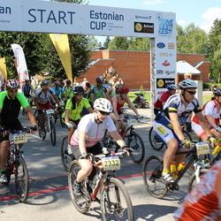 14. Elva Rattamaraton - Alo Almre (2327), Anita Heinmaa (2332), Karl Vilipõld (2399)