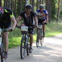 14. Elva Rattamaraton - Marko Peterson (512), Reigo Väli (540), Ando Laine (2179), Siim Türk (2185)