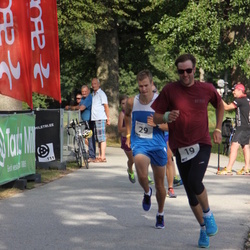 TriSmile Triatlon - SIS SmileRun - Kaarel Svätski (19), Bert Tippi (29)