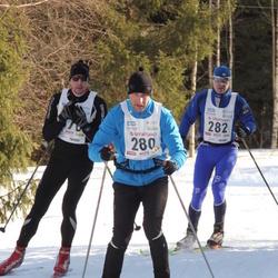 15. Tallinna Suusamaraton - Villu Valk (280), Alar Alumaa (282)