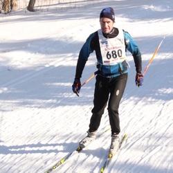 15. Tallinna Suusamaraton - Armin Kõomägi (680)