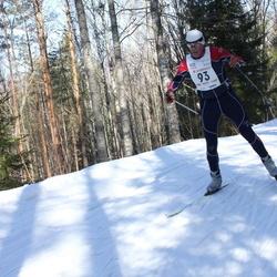 15. Tallinna Suusamaraton - Aare Kuuseoks (93)