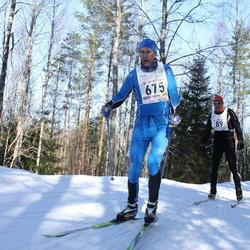 15. Tallinna Suusamaraton - Aivar Käesel (89), Ivo Tupits (675)