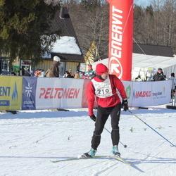 15. Tallinna Suusamaraton - Ilmar Raap (219), Boris Skorokhod (333)