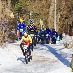 Elva Talikross II etapp, Eesti MV - Varblane Kärolin (881), Lang Mae (905), Kornav Elin Kenzie (929), Siimson Ebe (940)
