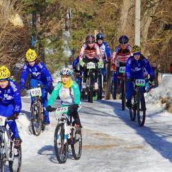 Elva Talikross II etapp, Eesti MV - Ennok Brita (849), Kalm Kelly (885), Nahkur Vanessa (886), Kramma Merli (895), Siimson Ele (930)