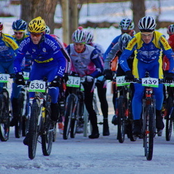 Elva Talikross II etapp, Eesti MV - Austa Caspar (439), Juudas Karl (530)