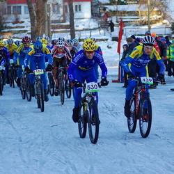 Elva Talikross II etapp, Eesti MV - Austa Caspar (439), Neidra Rainer (469), Juudas Karl (530)