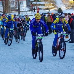 Elva Talikross II etapp, Eesti MV - Austa Caspar (439), Leppik Gabriel (484), Juudas Karl (530)