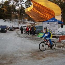 Elva Talikross II etapp, Eesti MV - Austa Caspar (439)