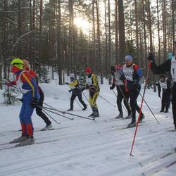 14. Alutaguse Maraton - Tarmo Padar (1005), Vello Voolaid (1021)