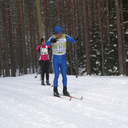 14. Alutaguse Maraton - Mati Kallemets (51), Britta-Signi Merirand (946)