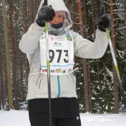 14. Alutaguse Maraton - Annika Liiv (973)