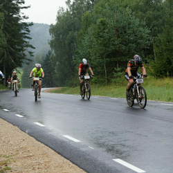 14. Otepää Rattamaraton - Jan Minski (500), Ilgvars Pletiens (701), Margrit Kärp (2338), Birke Pikkoja (2369)