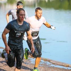 Tough Viking Helsinki - Petter Boström (265), Petter Sandström (270)
