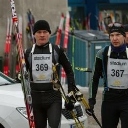 Finlandia-hiihto - Jani Somero (367), Jouko Markkanen (369)