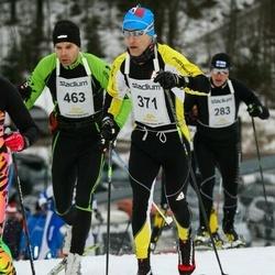 Finlandia-hiihto - Gennady Shakhov (371), Antero Vesalainen (463)