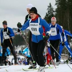 Finlandia-hiihto - Pirjo Peltomaa (599)