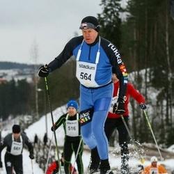 Finlandia-hiihto - Arvo Musikka (564)