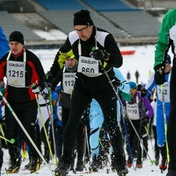 Finlandia-hiihto - Joni Talja (860)