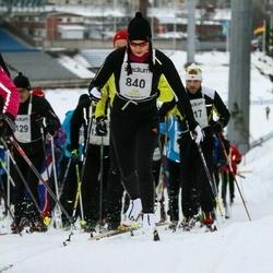 Finlandia-hiihto - Soile Mustjärvi-Riihelä (840)