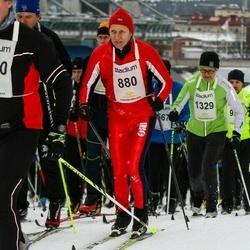 Finlandia-hiihto - Pertti Jäppinen (880), Tarja Patama (1329)