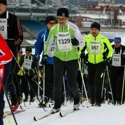 Finlandia-hiihto - Jussi Ristimäki (957), Tarja Patama (1329)