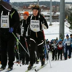 Finlandia-hiihto - Leena Savukoski (1319)
