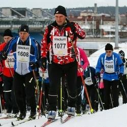 Finlandia-hiihto - Hannu Hirsimäki (1077), Esko Nevamäki (1608)