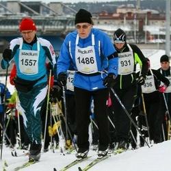 Finlandia-hiihto - Greger Lemström (1486), Hannu Hellsten (1557)