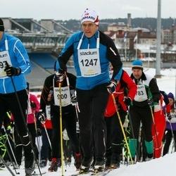 Finlandia-hiihto - Svend Ulrik Nyholm (1247)