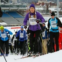 Finlandia-hiihto - Birgitta Skoglund (1039), Petrus Hoikkala (1408)