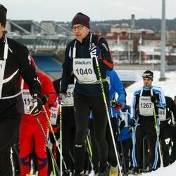 Finlandia-hiihto - Gustav Kleen (1040)