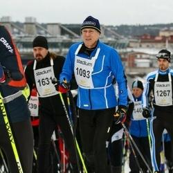 Finlandia-hiihto - Juhani Kivistö (1093), Toni Laitiala (1631)