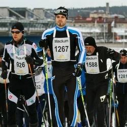 Finlandia-hiihto - Valentin Scherz (926), Pekka Sipponen (1267)