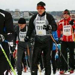 Finlandia-hiihto - Kauko Järvisalo (1316), Atso Ala-Kopsala (1561)