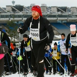 Finlandia-hiihto - Veikko Nokkala (1600)