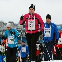 Finlandia-hiihto - Anne Vallinen (1014)