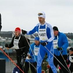 Finlandia-hiihto - Juha-Matti Vesala (1112), Rauno Kurg (1497)