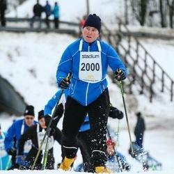 Finlandia-hiihto - Minna Kataja (2000)