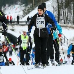 Finlandia-hiihto - Ritva Käräjämäki (2020)