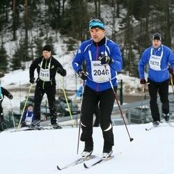 Finlandia-hiihto - Sebastian Kindstedt (2046)