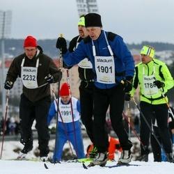 Finlandia-hiihto - Seppo Honkkila (1901), Marko Åstrand (2232)