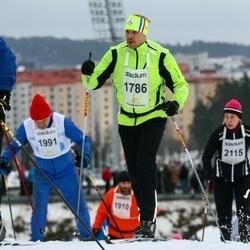 Finlandia-hiihto - Jussi Vartama (1786)