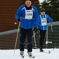 Finlandia-hiihto - Jalo Turunen (2068), Tuomo Säkkinen (2678)